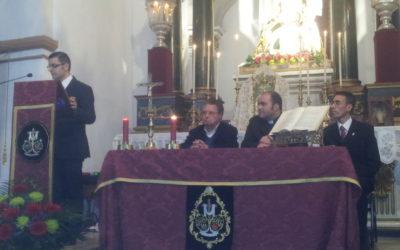 X Pregón Joven y Presentación del VIII Boletín de la Hermandad