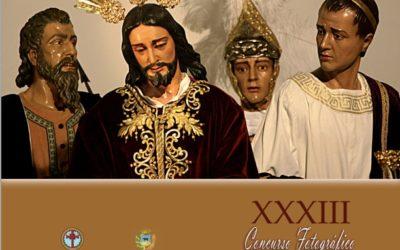 XXXIII Concurso Fotográfico Semana Santa de Montoro 2014