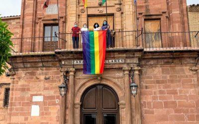 Campaña con motivo del dia internacional LGTBI