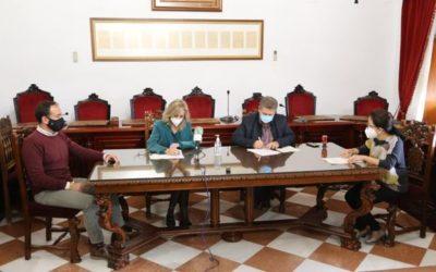 EL AYUNTAMIENTO DE MONTORO Y ACOEP DISTRIBUIRÁN BONOS DE CONSUMO A CAMBIO DE COMPRAR EN EL COMERCIO LOCAL DEL MUNICIPIO .