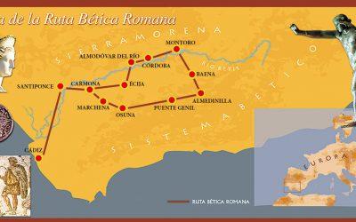 ENLACES A LOS VIDEOS DEL CICLO DE CONFERENCIAS DE LOS 12 MUNICIPIOS DE LA RUTA BÉTICA ROMANA.