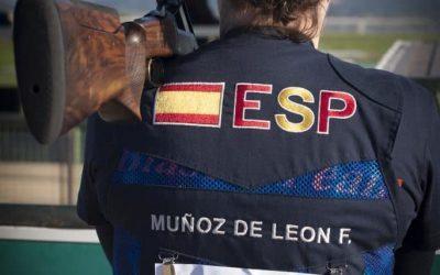 La montoreña Paqui Muñoz de León y la baenense Fátima Gálvez referentes del tiro al plato provincial.