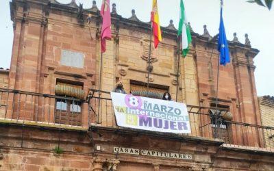 #8M #DíaInternacionalDeLaMujer en Montoro