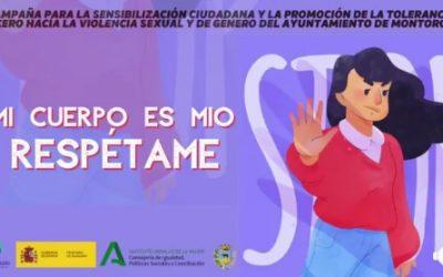 Campaña Montoro-Violencia sexual